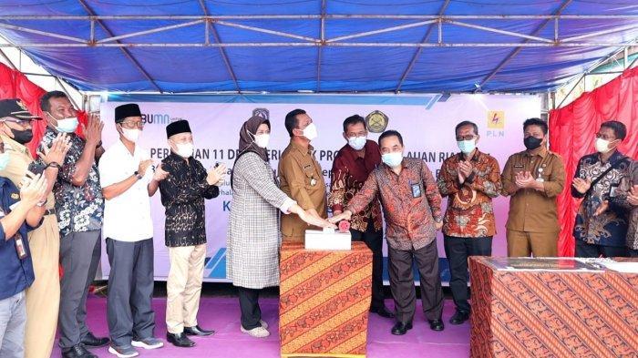 Terangi 11 Desa Terpencil di Kepulauan Riau, PLN Kucurkan Rp 38 Miliar