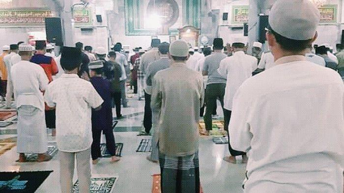 Masjid dan Mushala di Kelurahan Zona Merah Pekanbaru Diimbau Tak Gelar Tarawih Jamaah,Ini Alasannya
