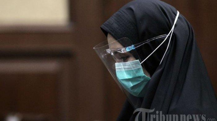 UPDATE SIDANG Jaksa Pinangki: Hukuman Disunat 6 Tahun, ICW Dorong Kejagung Kasasi