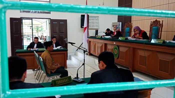 Sidang Lanjutan Gugatan Terhadap IUP KUD Pematang Sawit oleh PT NSR, Begini Tuntutan Jaksa