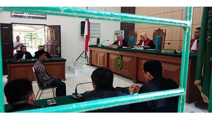 Hakim Vonis KUD Pematang Sawah Bayar Denda 3 Miliar
