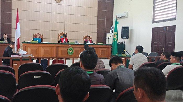 Sidang Pidana Pemilu di Pelalawan Riau, Ketua PPK Ini Didakwa Ubah Berita Acara Rekapitulasi Suara