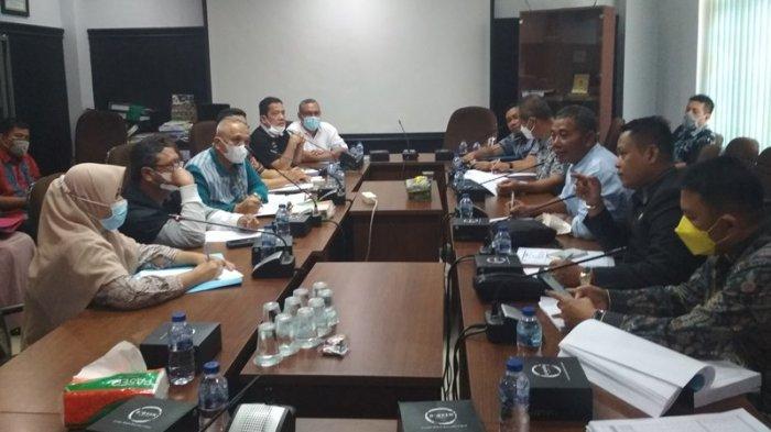 Terkuak di Hearing DPRD Pekanbaru Pejabat di DLHK Pekanbaru Retak, Kontrak Sampah Diminta Ditelaah