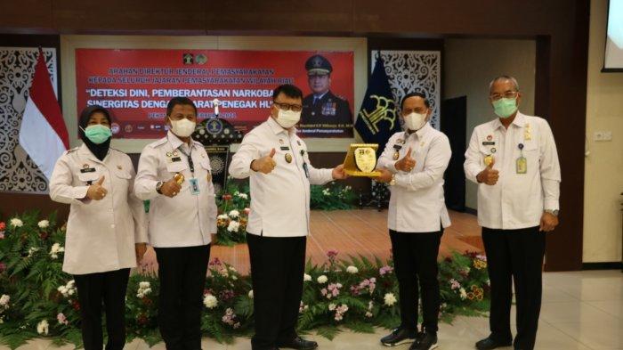 Terlibat Kasus Narkoba di Riau, 17 Oknum Pegawai Pemasyarakatan Dipecat, 6 Dikirim ke Nusakambangan
