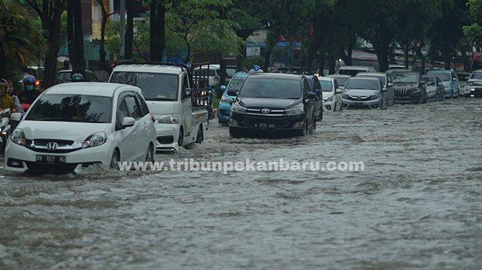 Sudah Bulan Agustus 2021, DPRD Pekanbaru Pertanyakan Action Realisasi Masterplan Banjir Pekanbaru