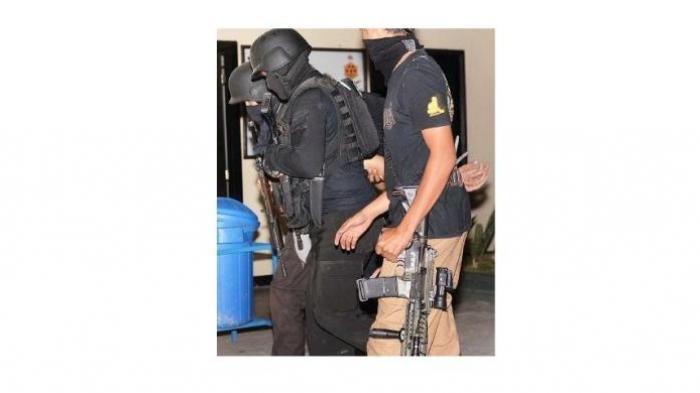 Periksa 4 Warga Asing Terduga Teroris, Polisi Terkendala Bahasa