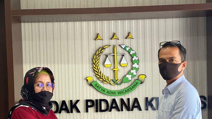 Serahkan Puluhan Juta Tunai,Keluarga Terpidana Korupsi Bayar Denda Ringankan Hukuman,Segini Uangnya