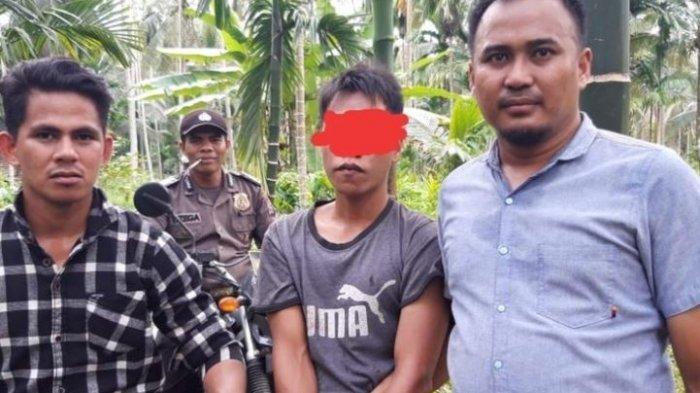 Polisi Tangkap Pelaku Begal Teman Sendiri di Tembilahan, Riau, Tusuk Perut Korban dengan Sajam