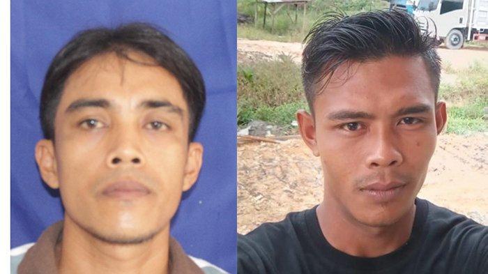 Polda Riau Rilis Foto Dua Orang DPO Pembunuh Sopir Mobil Rental Muhammad Al Hadar, Sebarkan!
