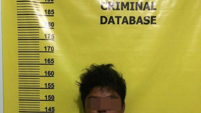 Hendak Transaksi Sabu di Gang Sempit, Pemuda Bergelagat Mencurigakan di Kelayang Diciduk Polisi