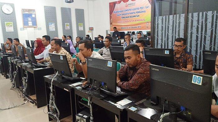 Bawaslu Bengkalis Riau Minta Warga Berpartisipasi Beri Masukan Terkait Pendaftar Panwascam