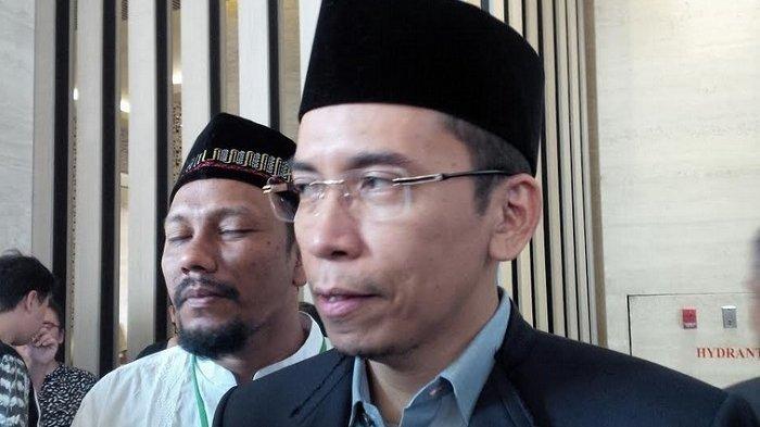 Kedatangan TGB Dikritik Kubu 02, Ini Tanggapan Tim Jokowi-Ma'ruf di Riau
