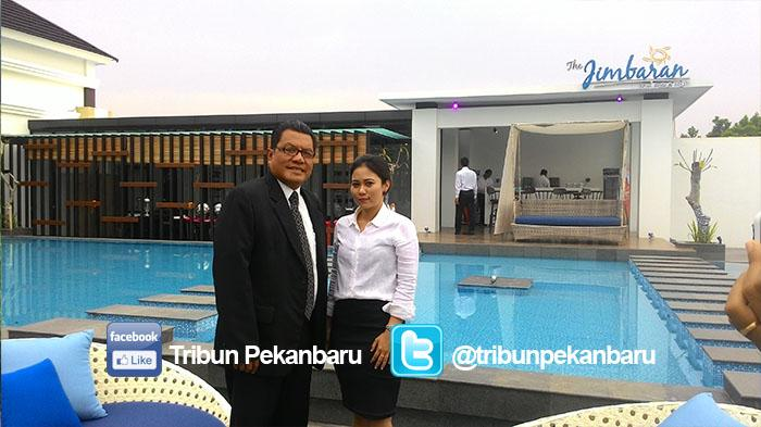 The Baliview Luxury Hadirkan Konsep Villa Hotel Pertama Di Pekanbaru Tribun Pekanbaru