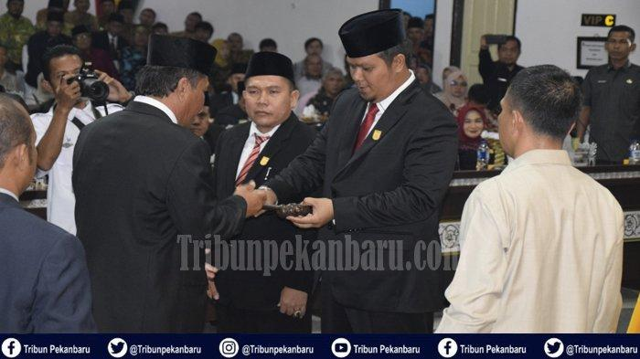 Tiga KAKAK BERADIK di Riau Terpilih Jadi Anggota DPRD Kuansing, Bapak Mereka Terpilih di DPRD Riau
