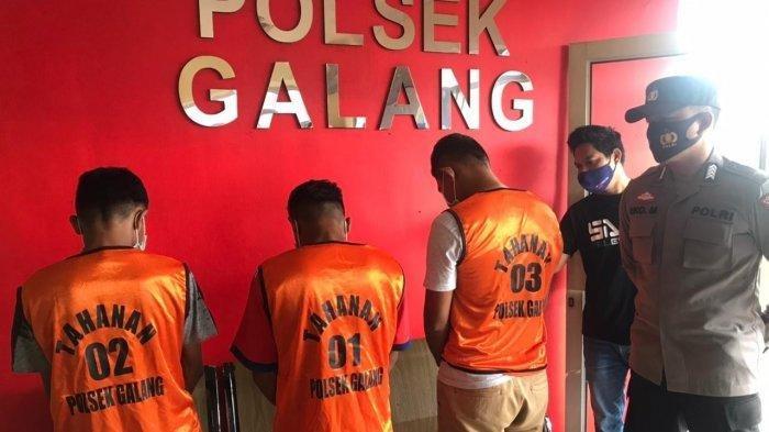 Tiga Pria Bersaudara di Batam Ini Pantas DIKEBIRI, Siswi SMP Mereka Cabuli 16 Jam Sampai Pendarahan