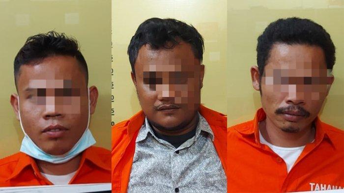 Tersinggung Ditolak untuk Berjoget, Noven Bonyok Dikeroyok Hingga Pingsan, Tiga Pelaku Ditangkap