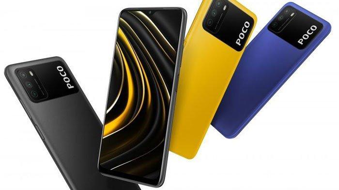 Harga Terbaru HP Xiaomi Bulan Februari 2021: POCO M3, XiaomiMi 10T, Mi Note 10 Redmi Note 8 Redmi 9