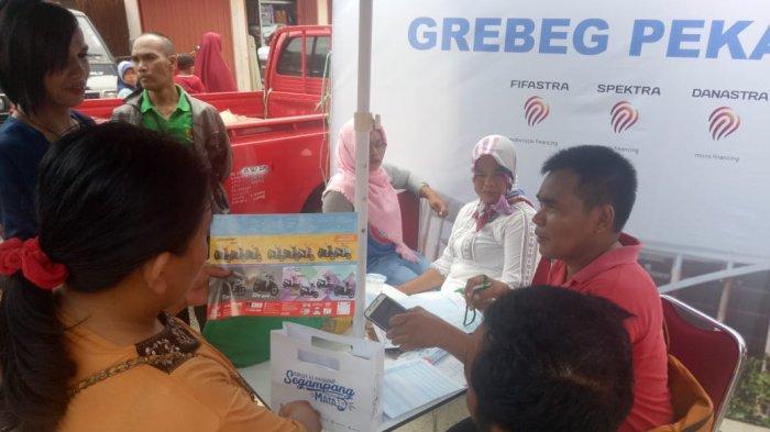 Tiga Hari Gerebek Pasar Tangor, FIF Tawarkan Berbagai Promo Produk dan Gelar Banyak Event