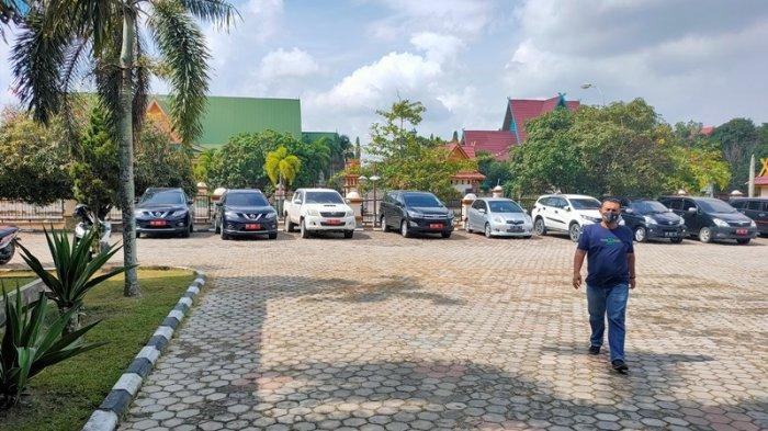 BREAKING NEWS: Tiga Mantan Pejabat Kuasai Mobil Dinas, BPKAD Pelalawan Tunggu Itikad Baik