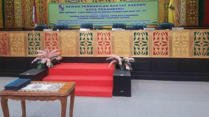 Tiga Ranperda Gagal Disahkan, Ketua Pansus DPRD Pekanbaru: Jangan Jadikan Dagangan Politik