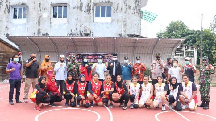 OLAHRAGA LOKAL-Punya Venue Sendiri,Ginda Berharap Tim Basket Putri Sail Bisa Wakili Riau di Nasional