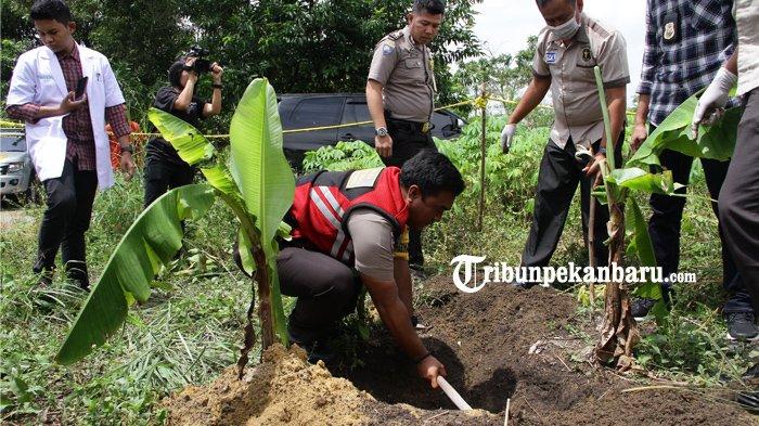 Semampunya Suyono Kuburkan Jasad Pamannya, Warga Dibikin Kaget karena Kondisinya Menyedihkan