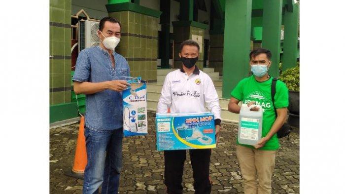 Promag Gelar Gerakan Masjid Sehat di Kota Pekanbaru