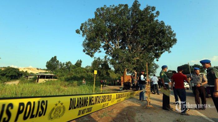 Kapolri Tegaskan Tertembaknya Anggota TNI Akibat Pantulan Peluru
