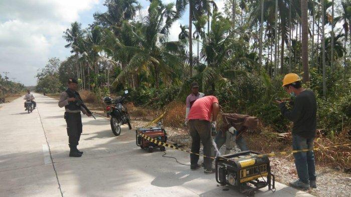Lagi, KPK Periksa 7 Saksi dari Supplier Tanah, Kasus Korupsi Jalan Lingkar Barat Duri Bengkalis