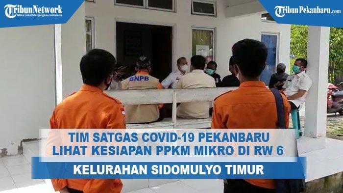 Aktivitas Usaha Juga Dibatasi Selama PPKM2 RW di Pekanbaru, Cuma yang Esensial Boleh Buka