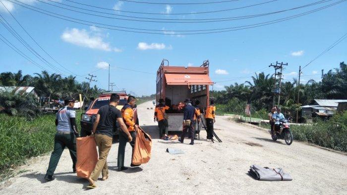 Banjir di Pelalawan Riau Surut, Diskes Minta Bidan Desa Aktif Datangi Warga Masyarakat