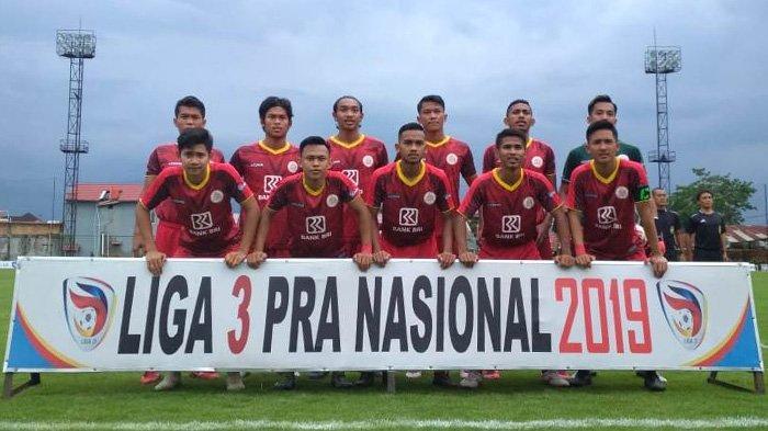 Pesta Gol 5-1 ke Gawang Solok FC, Tiga Naga FC Juara Grup A Liga 3 Pra Nasional
