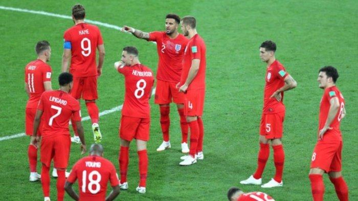 Hasil Kolombia vs Inggris: Menang Adu Penalti, Inggris Tim Terakhir ke Perempat Final