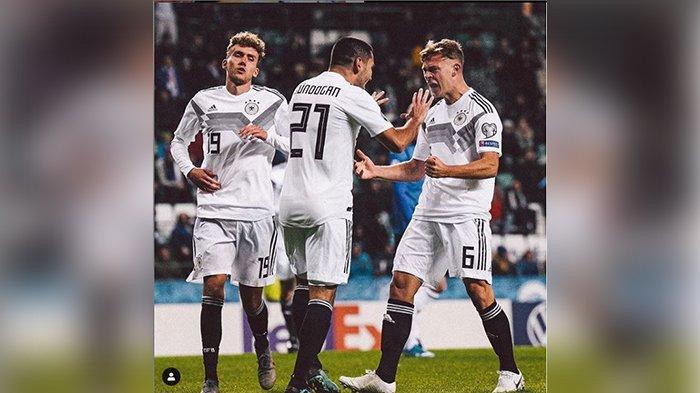 Jadwal Lengkap Grup F Euro 2020: Timnas Jerman Satu Grup dengan Negara Kuat Lainnya