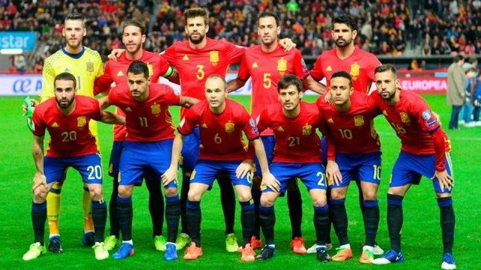 Prediksi Timnas Spanyol Vs RusiaBabak 16 Besar Piala Dunia 2018