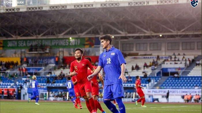 Hasil Akhir Vietnam vs Thailand Imbang 2-2, Vietnam Juara Grup B SEA Games 2019