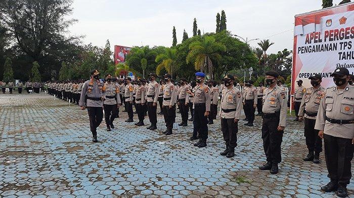 Kapolres Dumai Wajibkan Hal Ini Kepada 294 Personel Pengamanan TPS di Pilkada Dumai, Apa Saja?