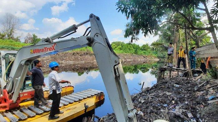 Normalisasi Sungai Dumai untuk Atasi Banjir di Dumai, Walikota Dumai Paisal: Sudah 5 Kilometer