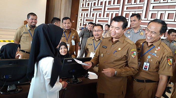 Wali Kota Pekanbaru Ingatkan Peserta CPNS 2019, Jangan Percaya Oknum yang Jamin Kelulusan