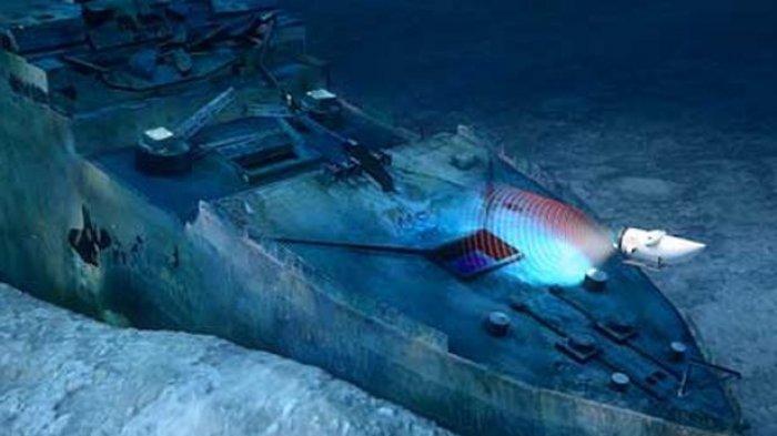 Ingat dengan Insiden Kapal Titanic, Ternyata Penemu Bangkai Kapal Legenda Itu Bernasib Apes