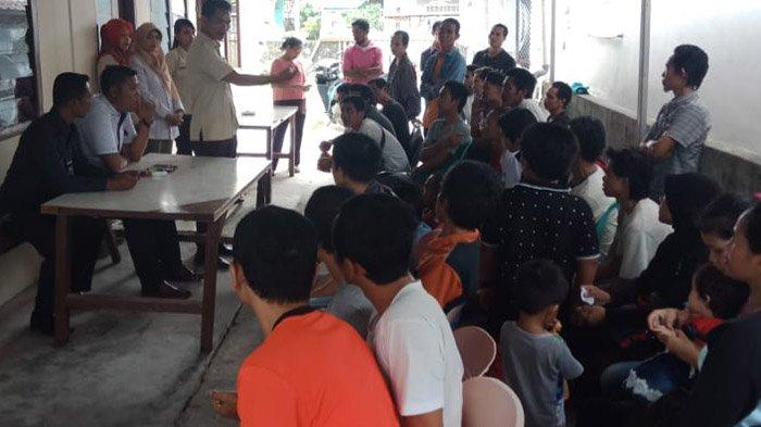 Imigrasi Malaysia Kembali Pulangkan 19 TKI Ilegal Lewat Dumai