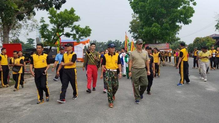 Cara Unik TNI Polri dan Pemda Riau Syukuri Pilkada yang Berlangsung Aman dan Lancar