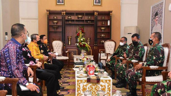 TNI AD Berencana Bangun Markas Kodam di Riau, Ini Pertimbangannya
