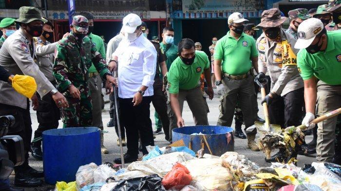 LELANG Ulang, Masalah Tumpukan Sampah di Kota Pekanbaru Bisa Terjadi hingga Februari