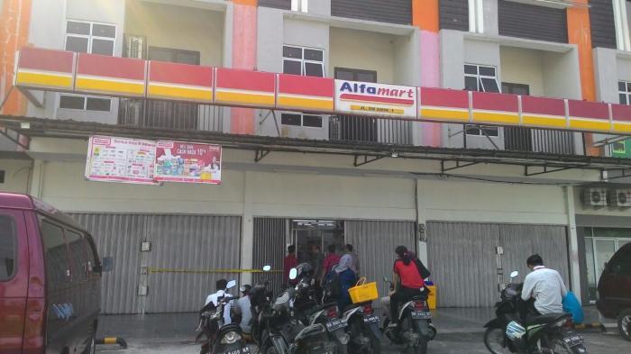 Hanya Butuh Waktu 30 Menit Bobol ATM, Perampok Sikat Uang Ratusan Juta Rupiah di Mini Market