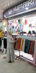 Mumpung Ada Diskon,Yo Beli Gamis di Toko Humaira House Hijab Mal Pekanbaru Potongan Harga 25 Persen