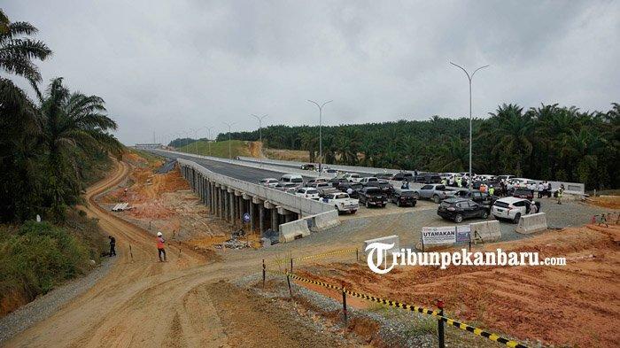 Ada Pembangunan Tol, Moeldoko: Bisa-bisa Pekanbaru Jadi Surabaya atau Medan Kedua