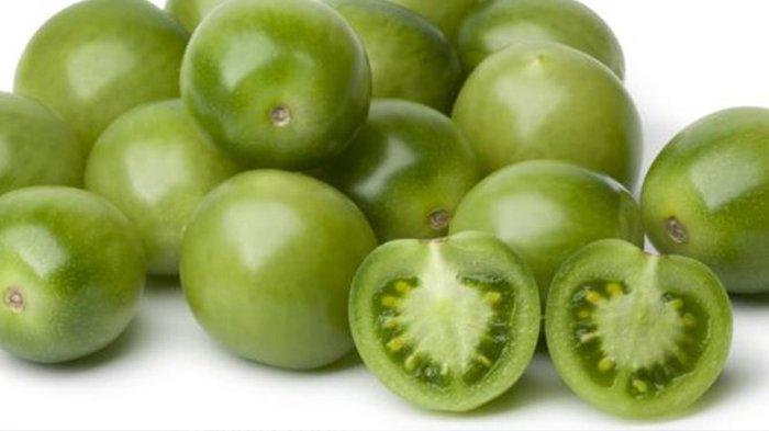 Tahukah Anda, Kulit Apel dan Tomat Hijau bisa Bikin Awet Muda, Otot yang Tua kembali Kencang