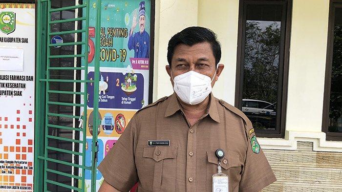 Pasien Covid-19 Asal Siak Meninggal di Rumah Sakit Pelalawan, Ini Rincian Kasus Corona di Siak