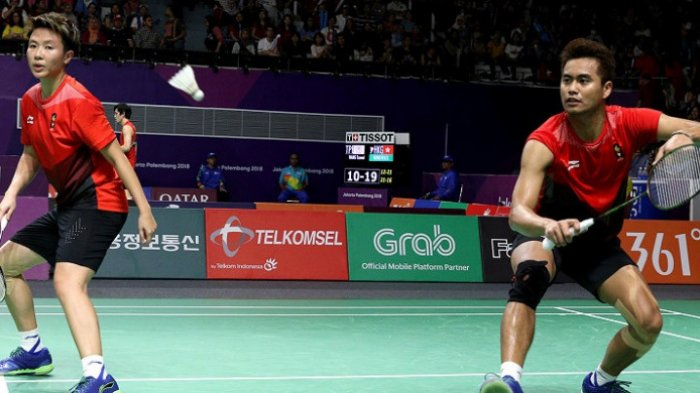 Denmark Open 2018 - Tontowi Ahmad/Liliyana Natsir ke Babak Kedua
